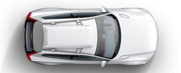 Volvo prezinta XC Coupe, noul SUV XC90