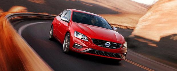 Volvo promite o reducere a consumului cu 25% cu noul sistem KERS