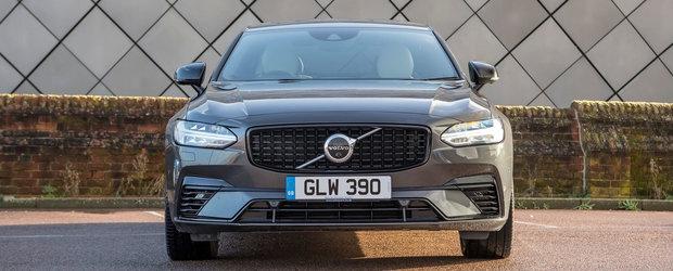 Volvo renunta la actualul sau logo. Cu ce va fi acesta inlocuit