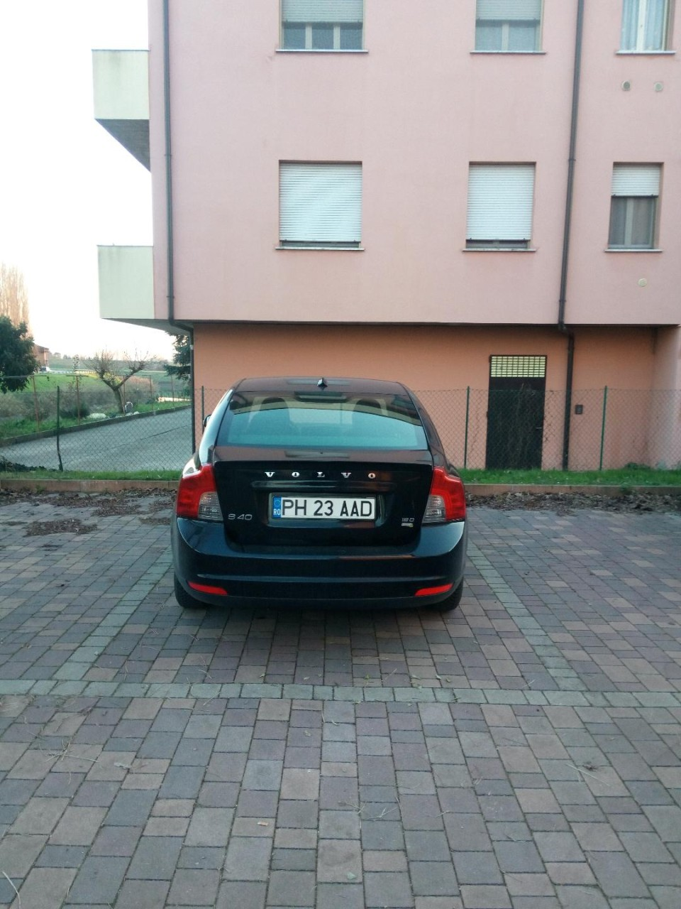 Volvo S40 1.6D Drive kinetic 2009