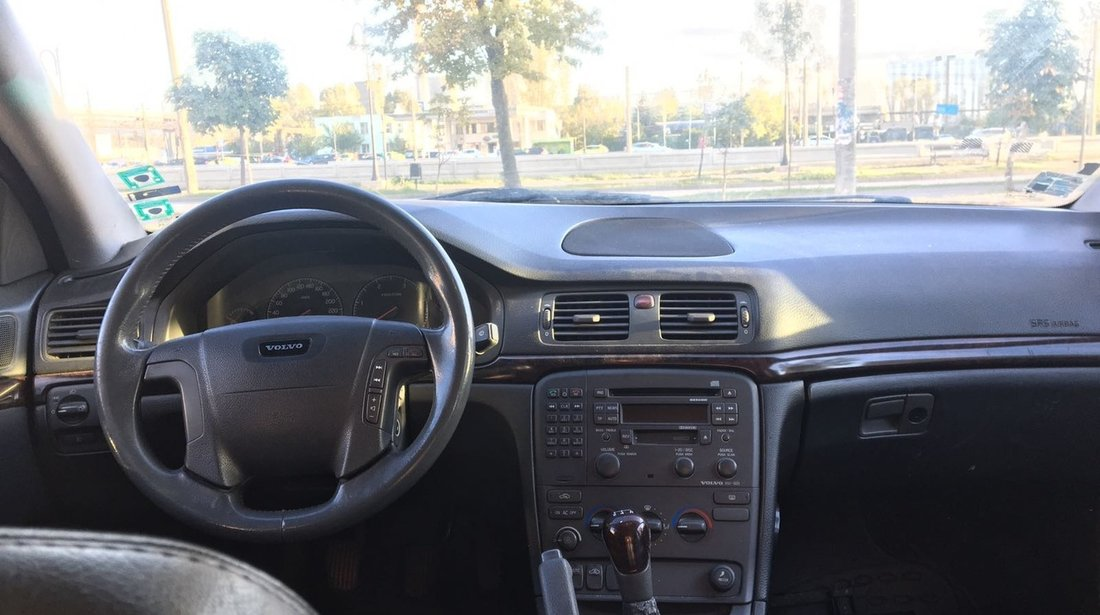 Volvo S80 2.4 DIESEL 2002