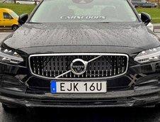 Volvo S90 Facelift - Poze spion