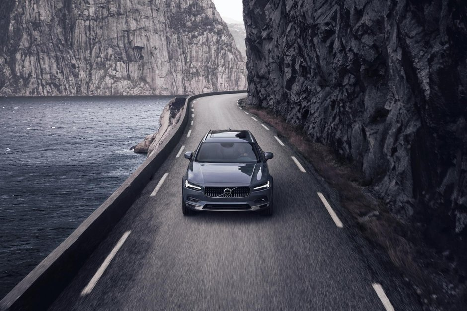 Volvo S90 si V90 facelift