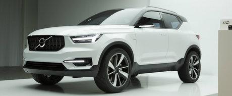 Volvo se pregateste sa lanseze noile XC40 si XC60 in urmatoarele 12 luni