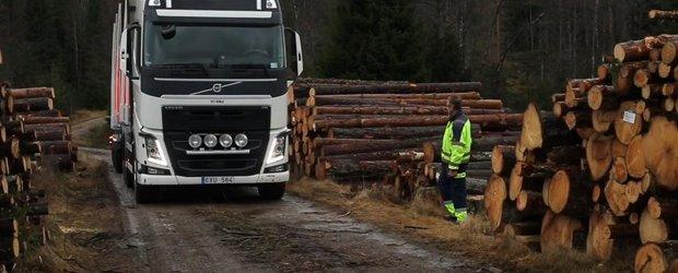 Volvo Trucks: Van Damme e istorie, suedezii pun accentul pe siguranta