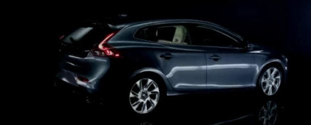 Volvo V40 - Primul promo oficial cu noul model al suedezilor