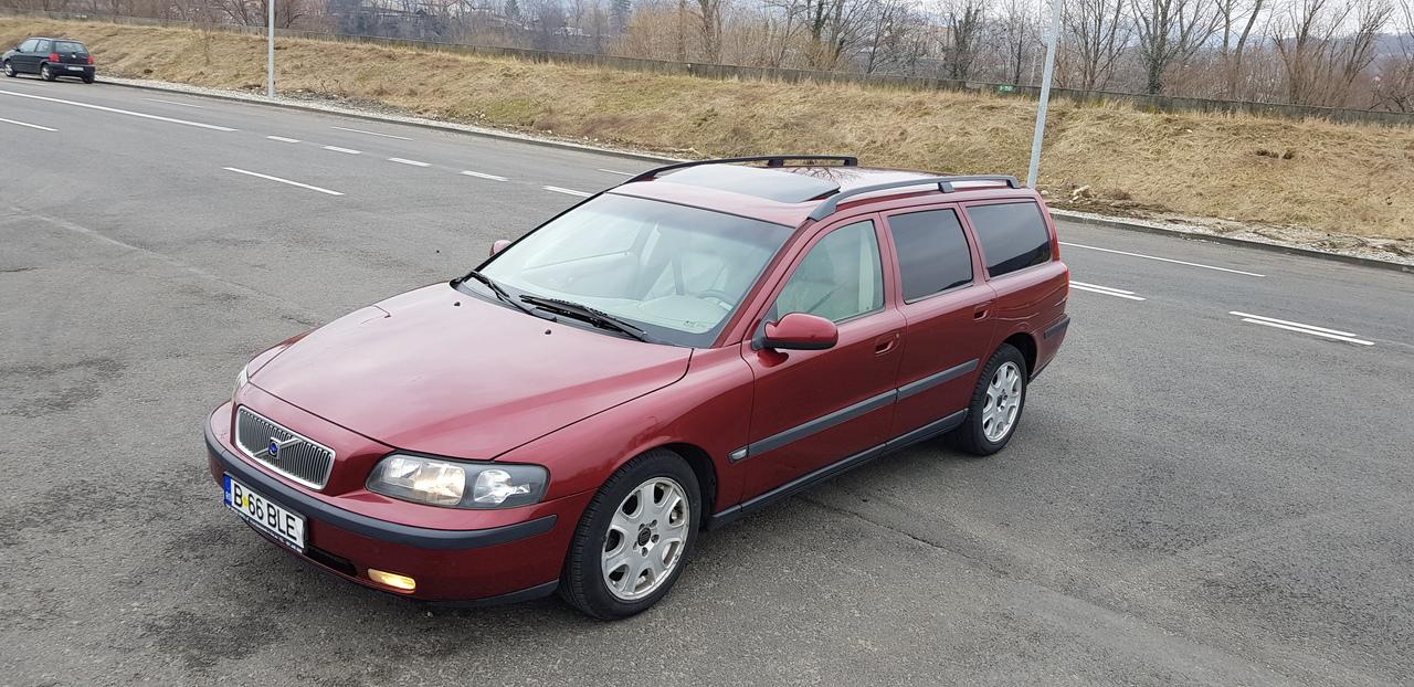 Volvo V70 2.4Turbo Benzina 265hp 2002