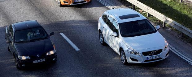 Volvo va realiza cel mai amplu test pentru masini autonome in conditii de trafic reale