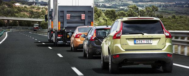 Volvo vrea sa lanseze pana in 2020 masina fara sofer