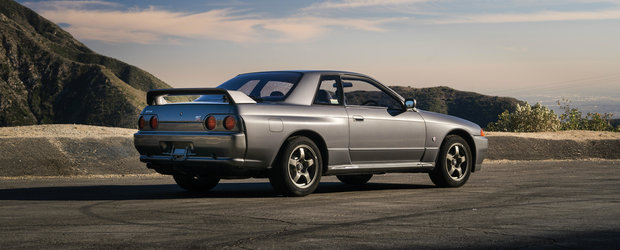 Vor sa-si tina legendele cat mai mult in circulatie. Nissan lanseaza programul Nismo Heritage pentru R32, R33 si R34