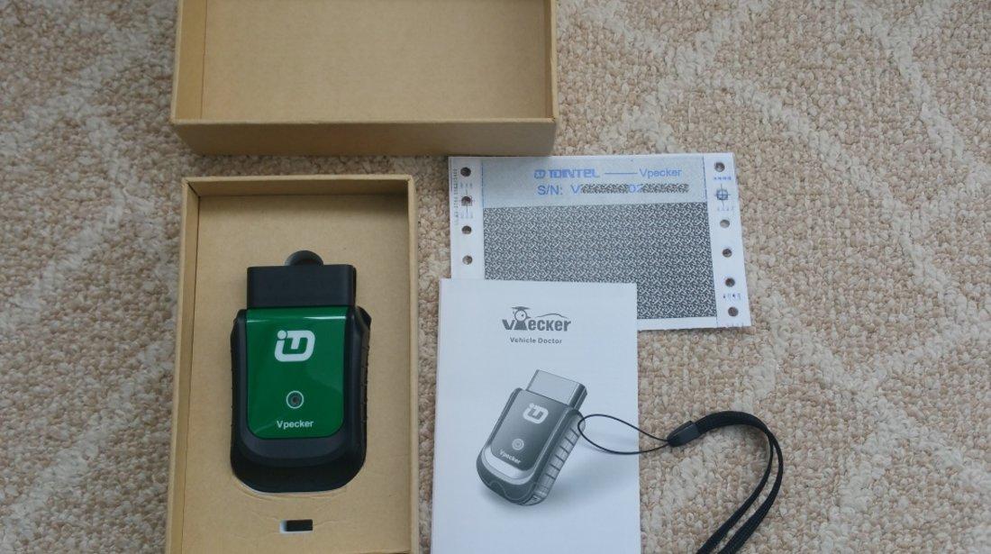 VPECKER Xtuner E3 V9.1 Wi-Fi OBDII Tester Auto Profesional Windows 10