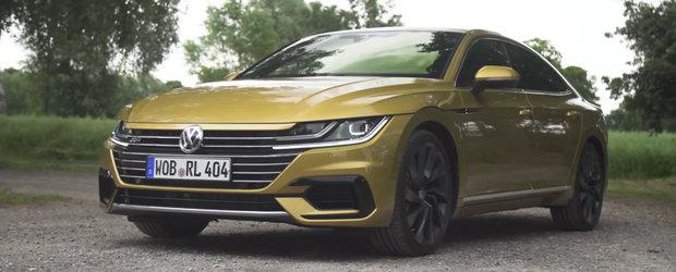 Vrea sa devanseze Audi si BMW. Are oare noul Volkswagen Arteon tot ce-i trebuie pentru asta?