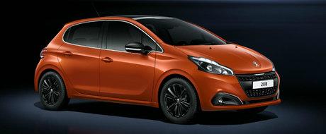 Vrei o masina accesibila, cu multe sisteme de siguranta? Peugeot iti pune la dispozitie noile 208 si 308 Tech Edition
