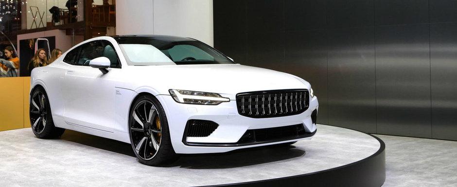 Vrei un coupe hibrid cu 1.000 Nm cuplu? Polestar da startul precomenzilor, iar avansul este de numai 2.500 de euro