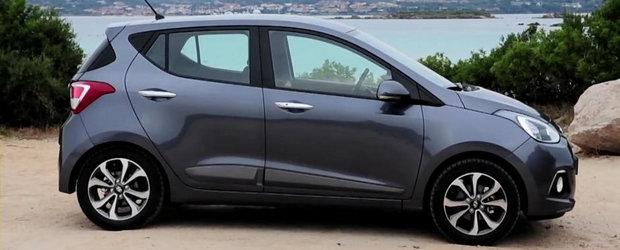 Vrei un Hyundai? Noul i10 este alegerea ideala!