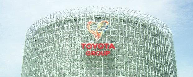 Vremuri negre pentru Toyota dupa ce productia a fost oprita la alte doua fabrici din Japonia
