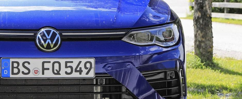 VW anunta lansarea masinii asteptate de toata lumea: 333 CP sub capota si 4x4 in standard