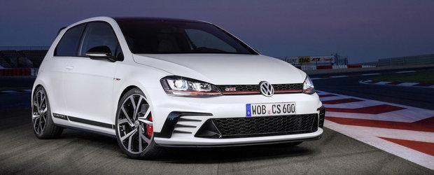 VW anunta preturile noului Golf GTI Clubsport. Cat costa hot-hatch-ul de 290 CP