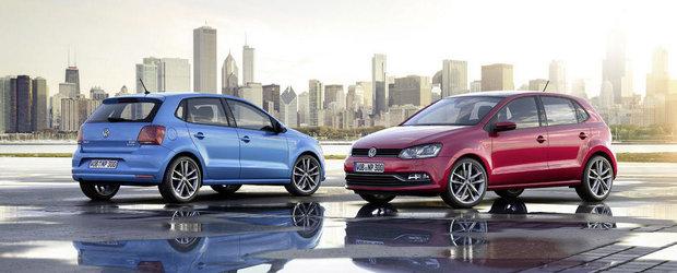 VW anunta un facelift pentru Polo. Cum arata noul model
