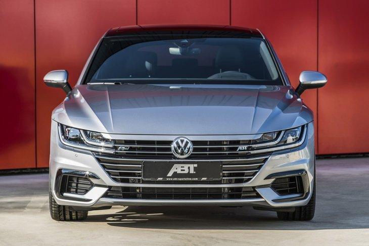 VW Arteon de la ABT Sportsline - VW Arteon de la ABT Sportsline