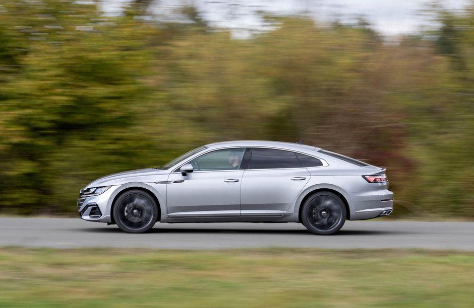VW Arteon Facelift - Poze noi