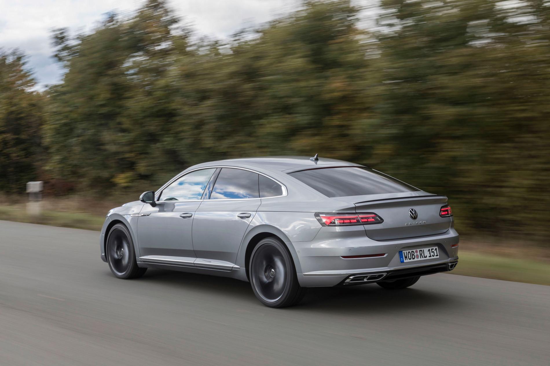 VW Arteon Facelift - Poze noi - VW Arteon Facelift - Poze noi