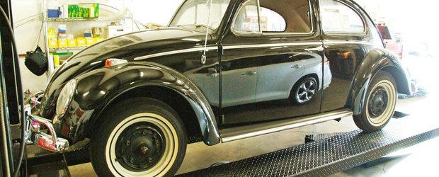 "VW Beetle scos la vanzare cu 1 milion de dolari. ""Poate a pus un zero in plus"""