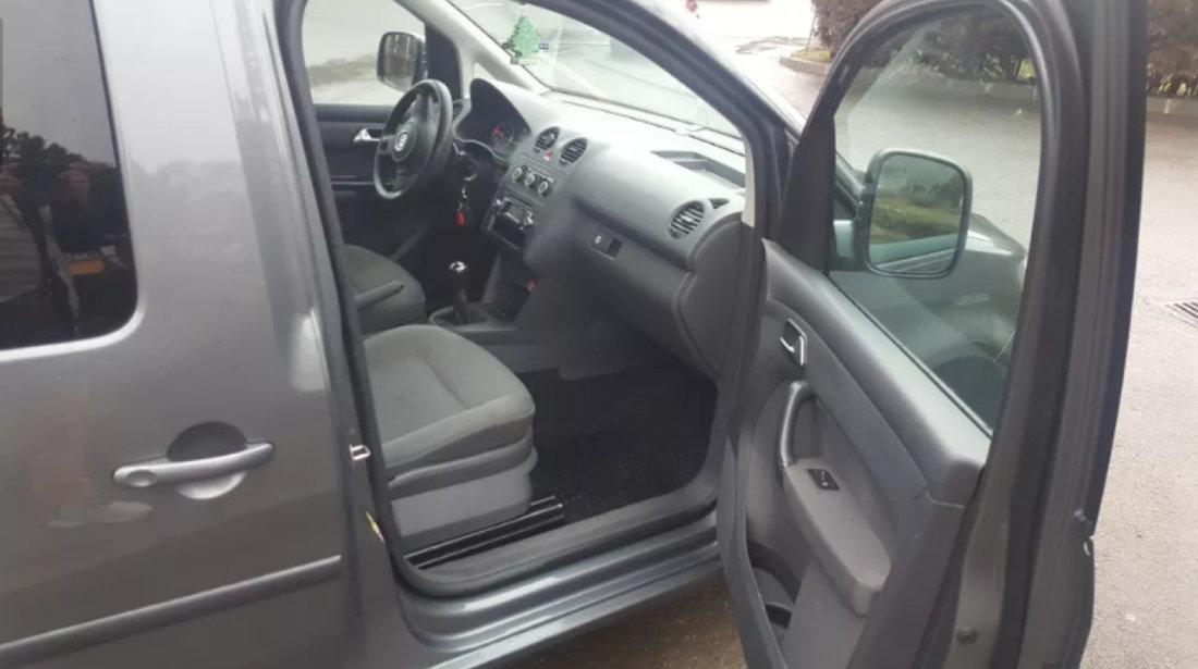 VW Caddy 1.6 TDI 2011