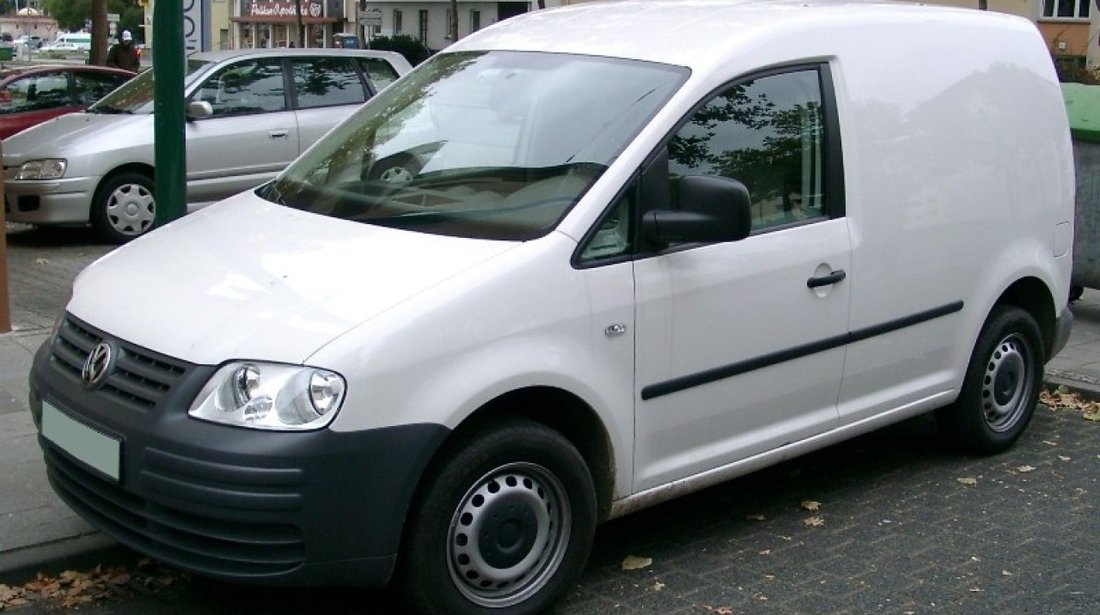 VW Caddy 2.0 2008
