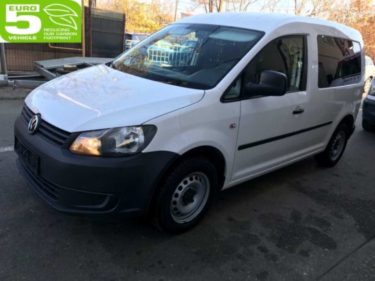 VW Caddy EURO 5,motor 1600 TDI 2011