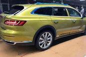 VW CC Travel Edition