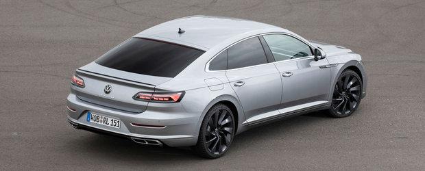 VW considera ca noul Arteon Facelift arata mai bine decat predecesorul sau si publica noi fotografii oficiale ca sa o demonstreze. FOTO