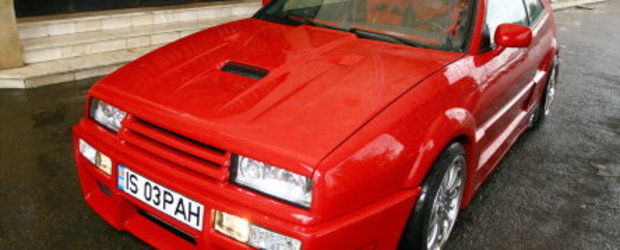 VW Corrado G60 by Myself Tuning