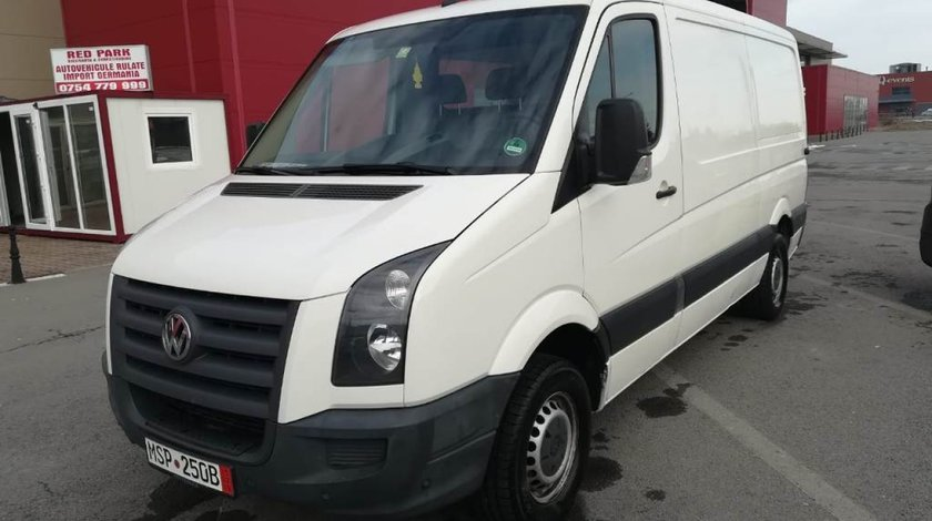 VW Crafter 2.5 TDI 2011 136 CP