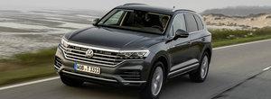 VW da startul comenzilor pentru noul TOUAREG cu motor V8 TDI. Pretul celui mai puternic model din gama nemtilor