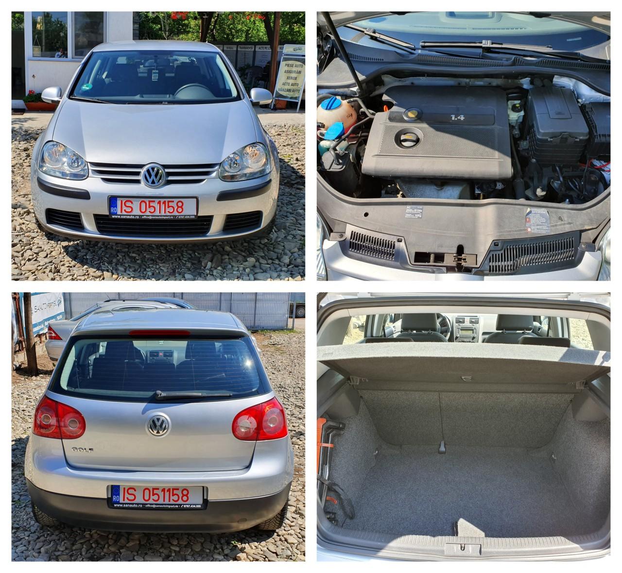 VW Golf 1.4 2004