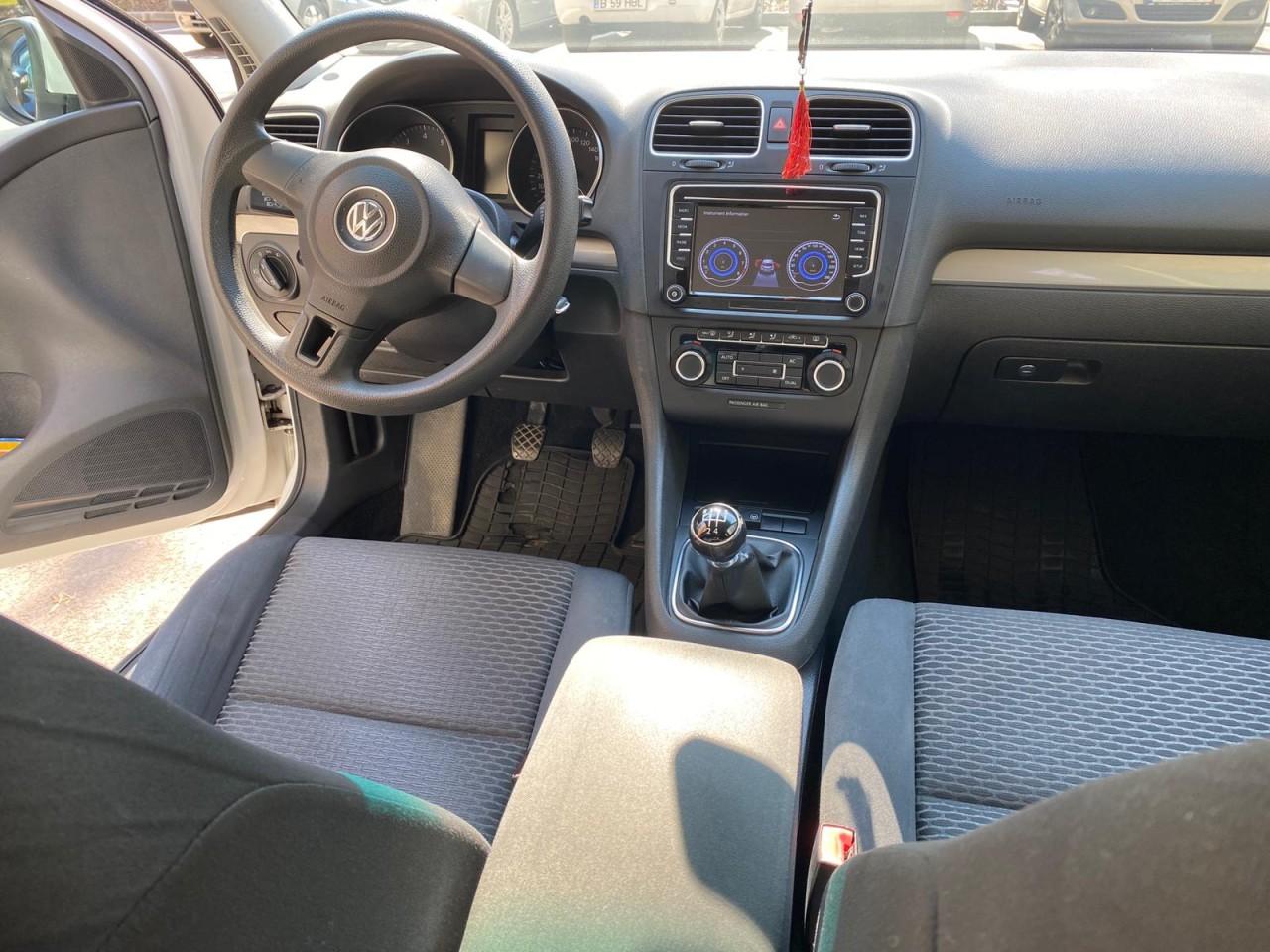 VW Golf 1.4 MPi 2010