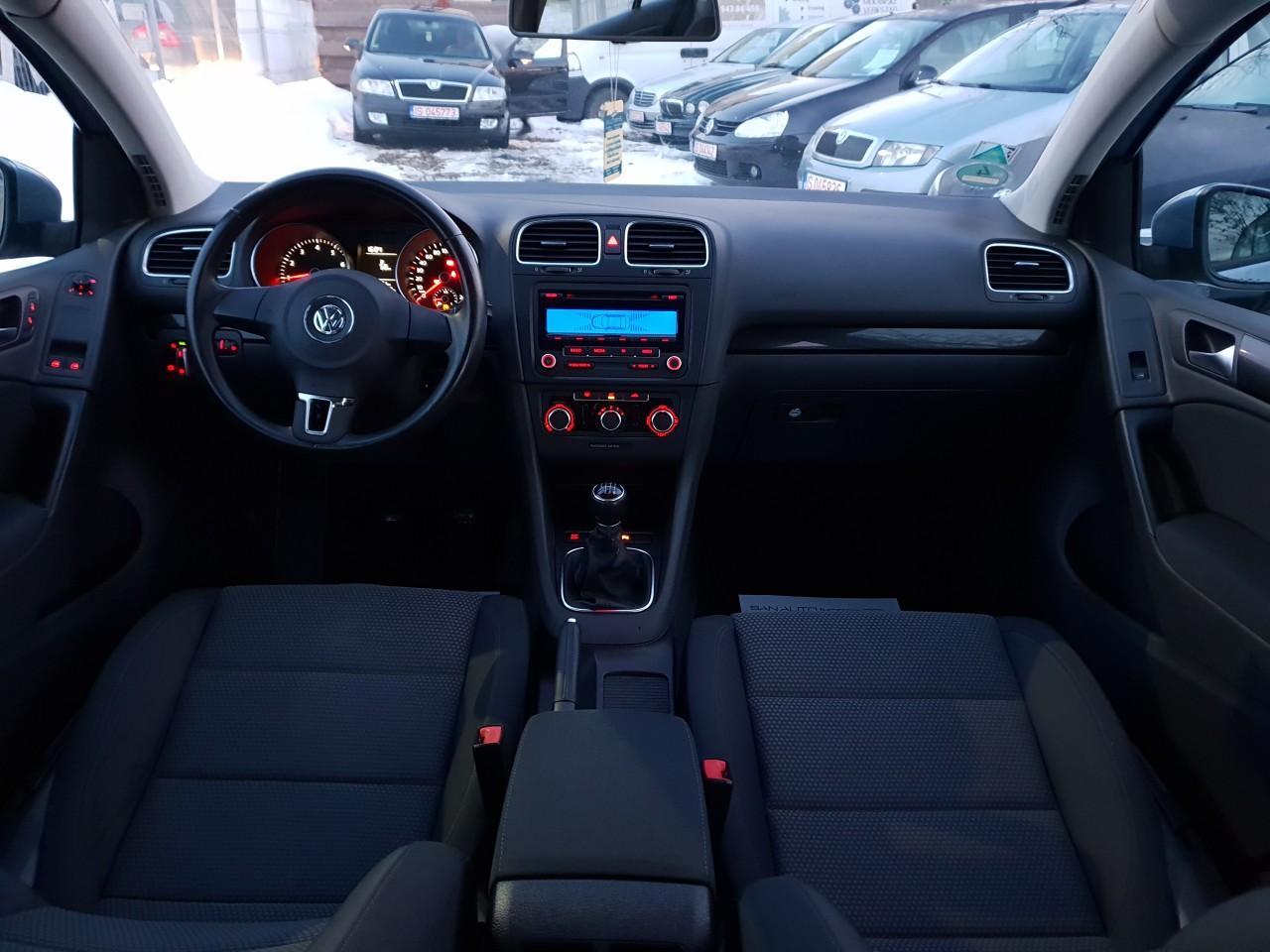 VW Golf 1,4 TSI 2009