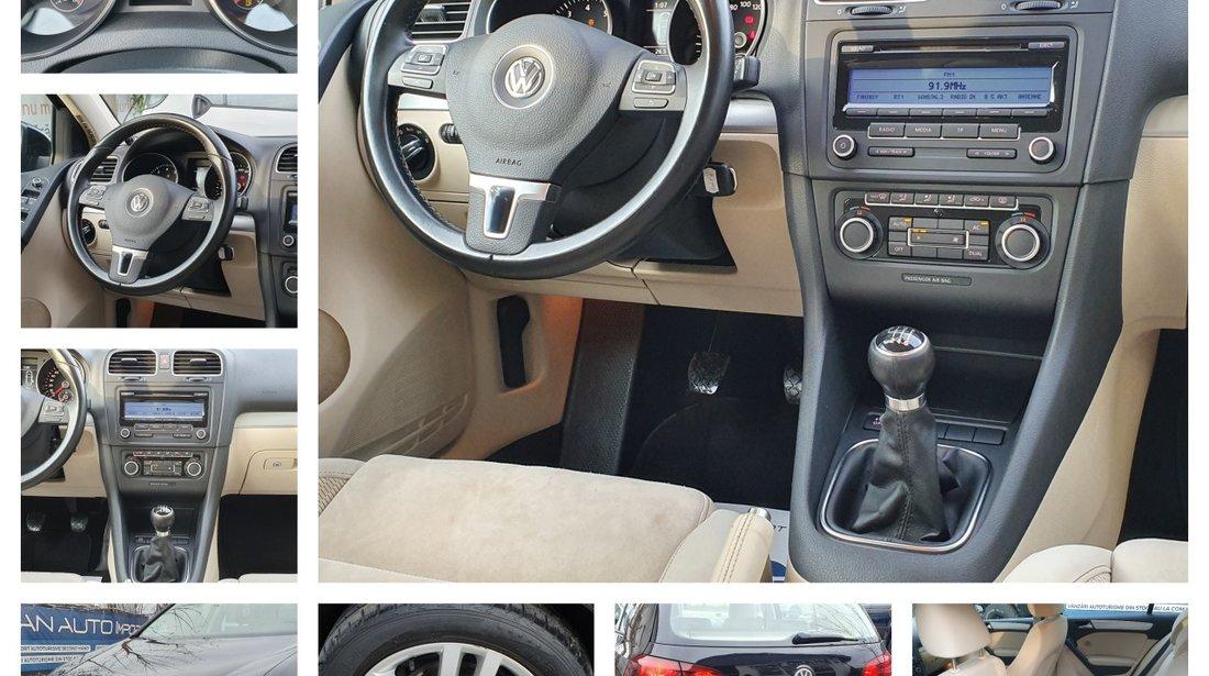 VW Golf 1,4 TSI 2010
