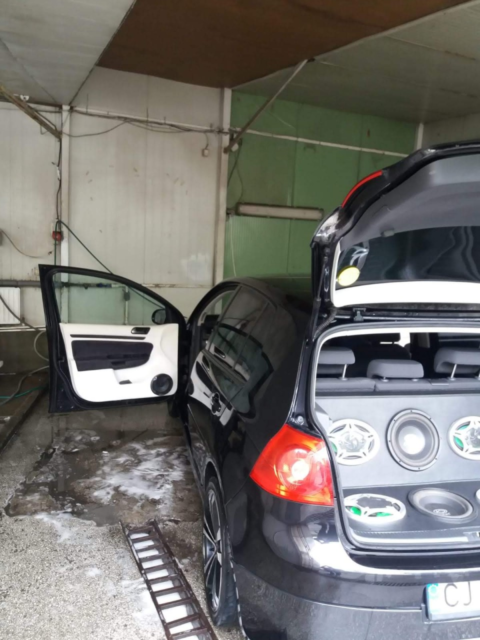 VW Golf 1.4FSI 2007
