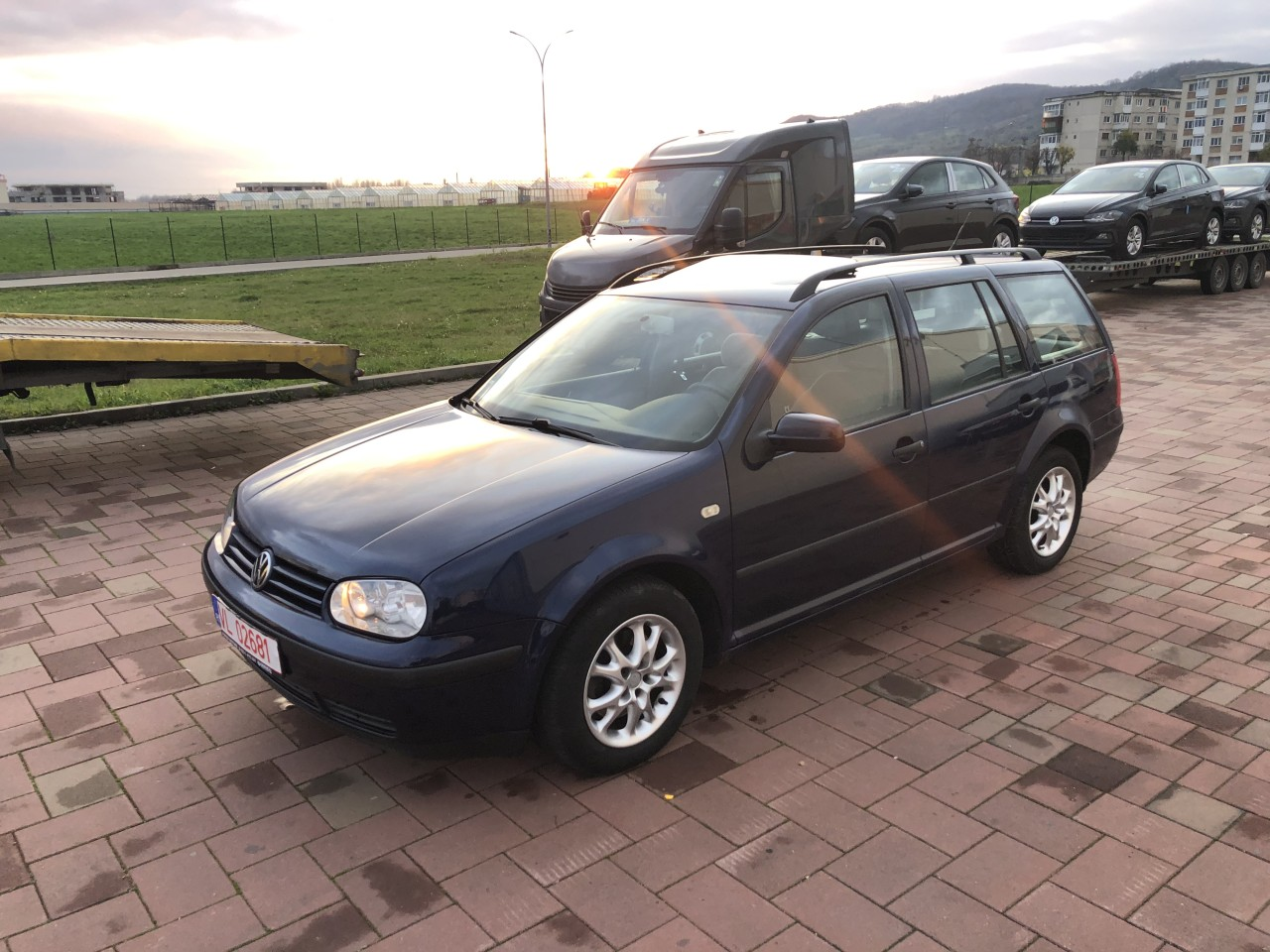 VW Golf 1.4i - 16V 1999