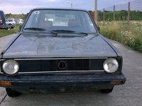 VW Golf 1,5 diesel 1981