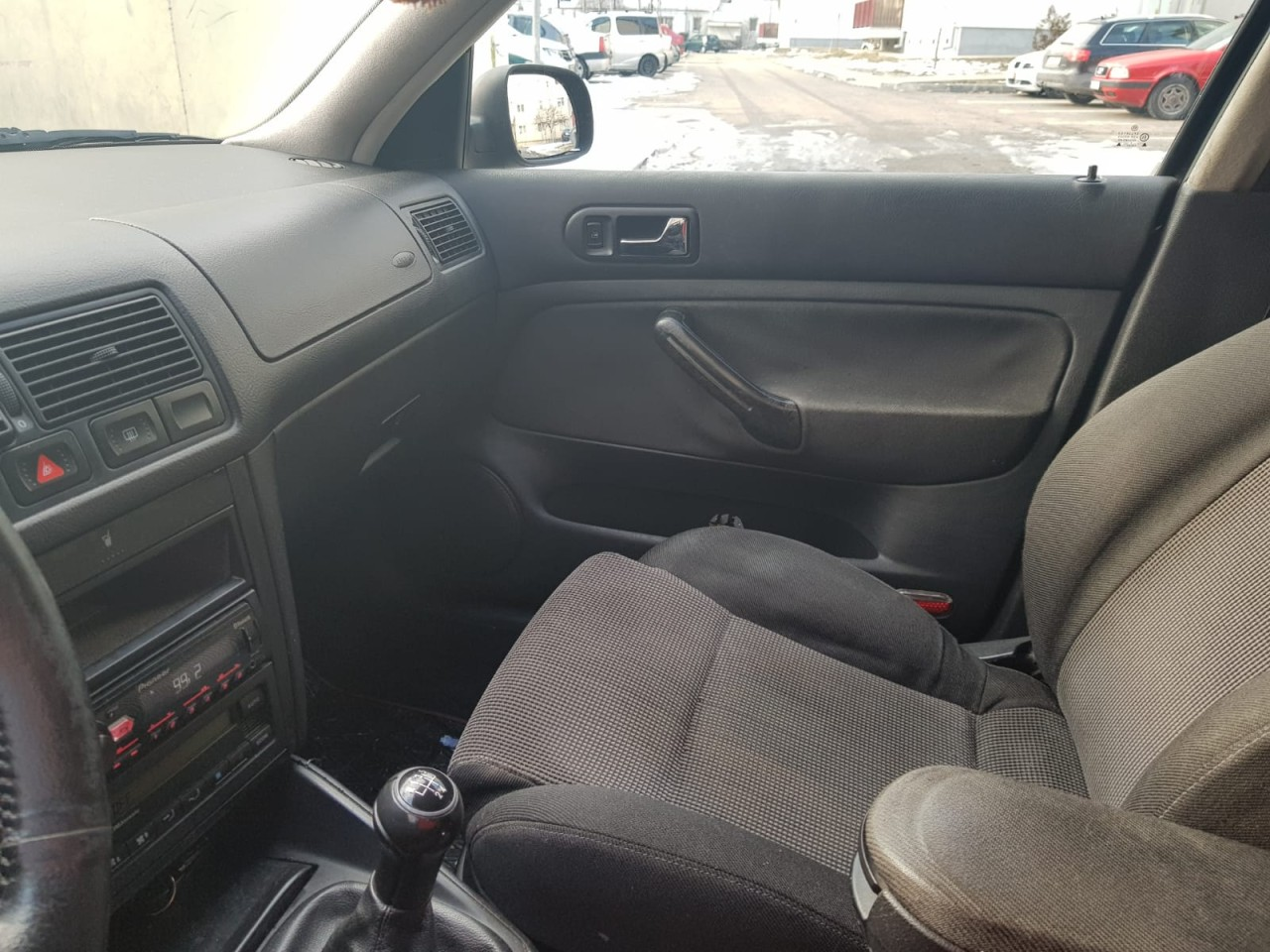 VW Golf 1.6 1998