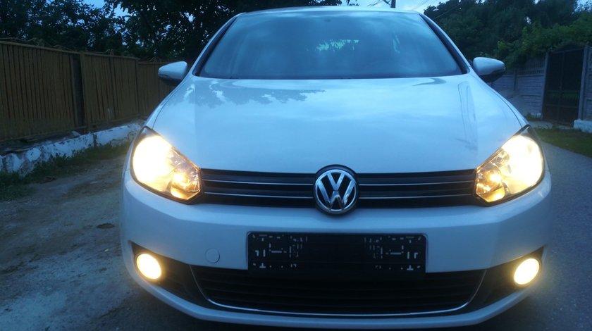 VW Golf 1.6 benzina 2011