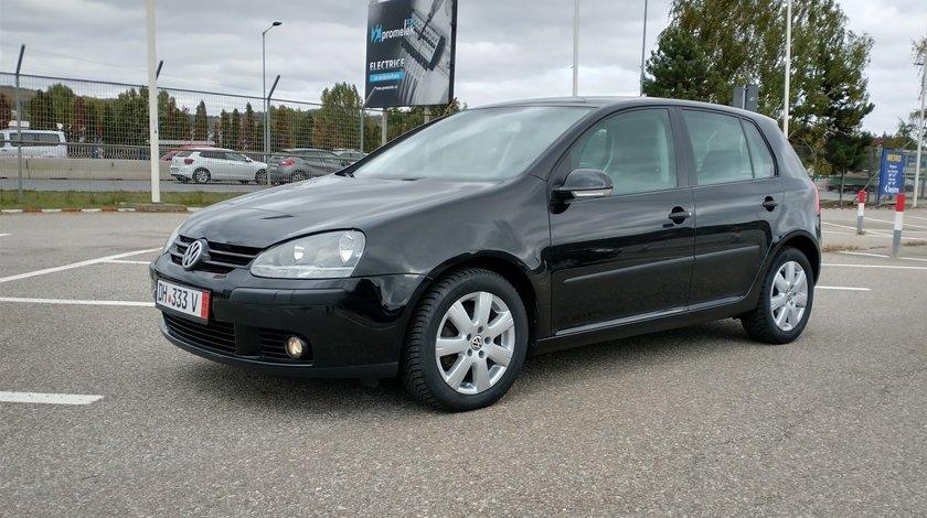 VW Golf 1.6 Benzina cu 100.000 km Reali 2005