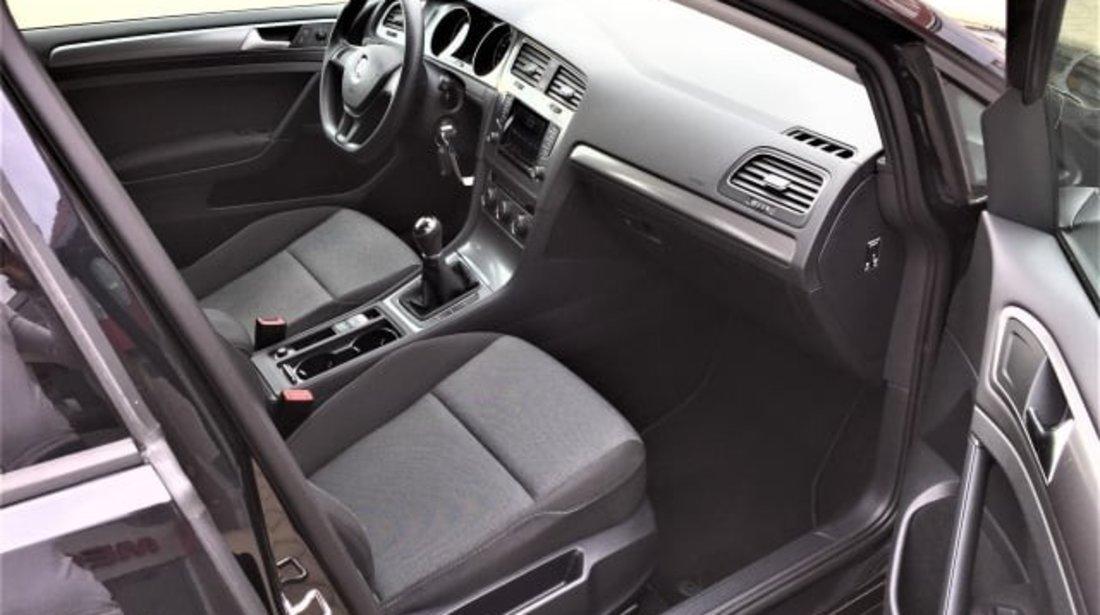 VW Golf 1.6 Diesel 2014