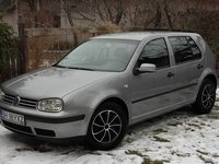 VW Golf 1,6 inj benz 2003