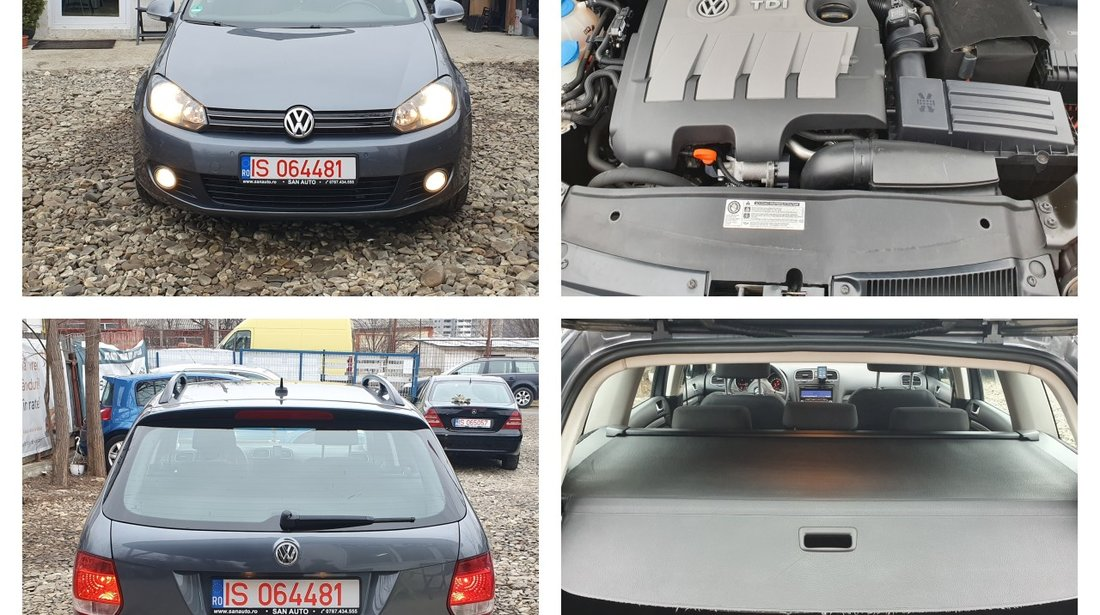 VW Golf 1.6 TDI 2010