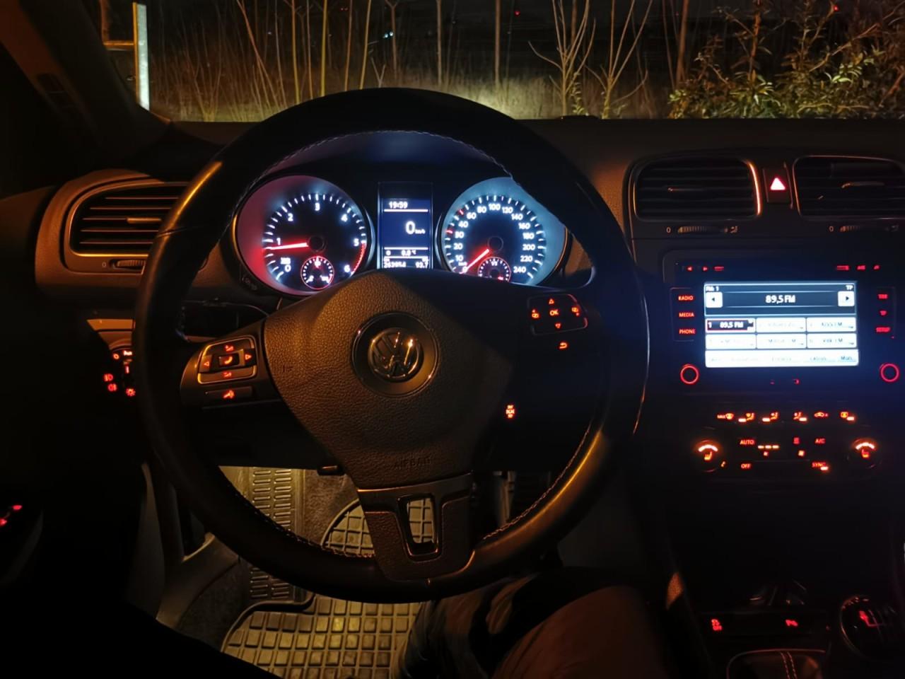 VW Golf 1.6 TDI 2013