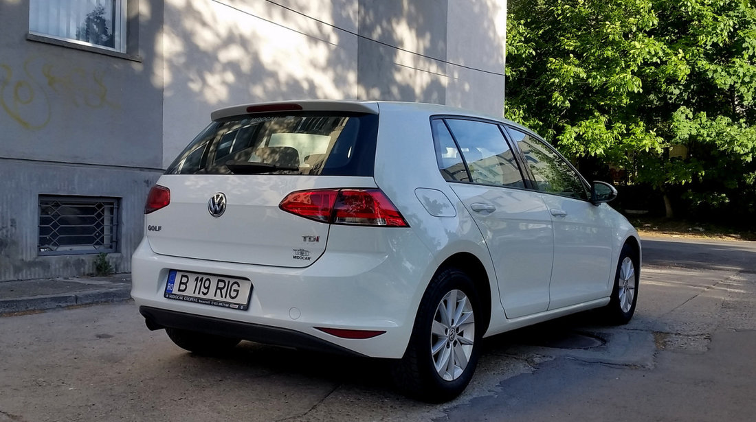 VW Golf 1.6 TDI 2014